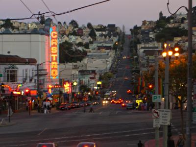 Known for the gay bars, there's much more in the Castro, for straights and ...
